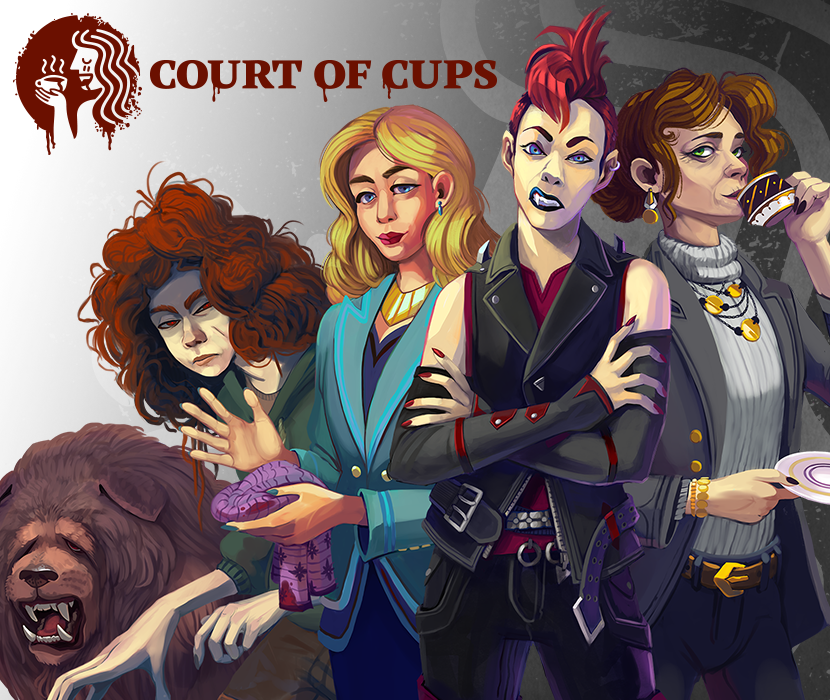Vampire: The Masquerade - The Court of Cups