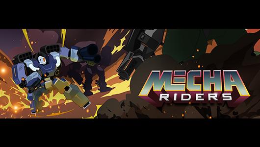 Mecha Riders